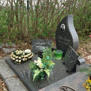 Monument funéraire - Funérailles Noel