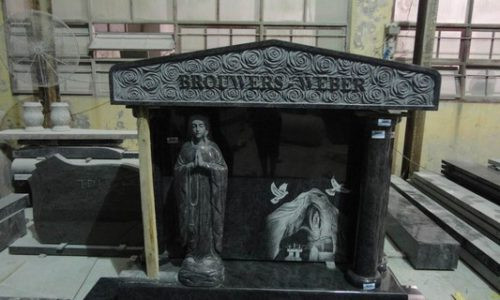 Monument pour tombe - Funérailles Noel